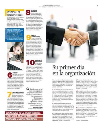 10 pasos para conseguir un empleo II parte