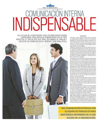 Comunicacion interna indispensable l